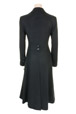Mouseover to see larger image of: Black Long Coat Style: 44441