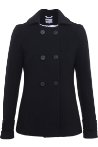 Click to see:Black Jacket Coat Style: 44488