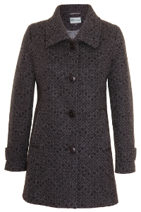 Click to see:Grey and Black Coat Style: 44499