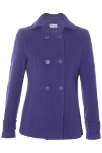 Click to see:Purple Jacket Coat Style: 44488