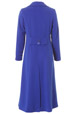 Mouseover to see larger image of: Royal Blue Long Coat Style: 44441