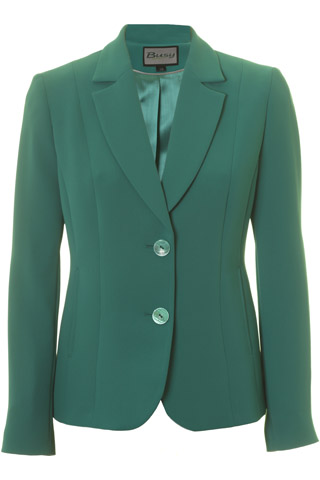 Click for larger image of: Jade Green Jacket Style: 44470