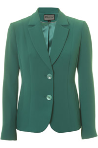 Click to see:Jade Green Jacket Style: 44470