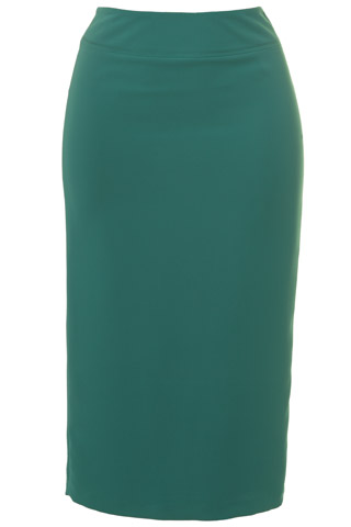 Click for larger image of: Jade Green Long Skirt Style: 44330