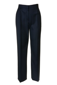 Click to see:Navy Wool Mix Trousers Style: 44443